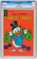Bronze Age (1970-1979):Cartoon Character, Uncle Scrooge #137 File Copy (Gold Key, 1977) CGC NM+ 9.6 White pages....