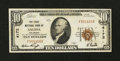 National Bank Notes:Colorado, Salida, CO - $10 1929 Ty. 1 The First NB Ch. # 4172. ...