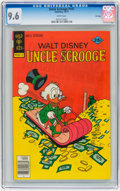 Bronze Age (1970-1979):Cartoon Character, Uncle Scrooge #147 File Copy (Gold Key, 1977) CGC NM+ 9.6 White pages....