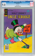 Bronze Age (1970-1979):Cartoon Character, Uncle Scrooge #143 File Copy (Gold Key, 1977) CGC NM/MT 9.8 Whitepages....