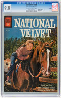 Silver Age (1956-1969):Adventure, Four Color #1195 National Velvet (#1) - File Copy (Dell, 1961) CGC NM/MT 9.8 Off-white to white pages....