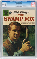 Silver Age (1956-1969):Adventure, Four Color #1179 Swamp Fox - File Copy (Dell, 1961) CGC NM 9.4 Off-white to white pages....