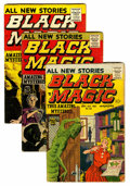 Golden Age (1938-1955):Horror, Black Magic Group (Prize, 1957-61).... (Total: 13 Comic Books)