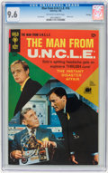 Silver Age (1956-1969):Science Fiction, Man from U.N.C.L.E. #16 File Copy (Gold Key, 1968) CGC NM+ 9.6Off-white to white pages....