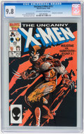 Modern Age (1980-Present):Superhero, X-Men #212 (Marvel, 1986) CGC NM/MT 9.8 Off-white to whitepages....