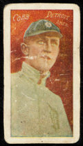 Baseball Cards:Singles (Pre-1930), Circa 1909 Ty Cobb (as E95) Advertising Cut-Out. ...