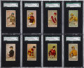 "Non-Sport Cards:Sets, 1888 N22 Allen & Ginter ""Racing Colors of The World"" SGC-GradedComplete Set (50). ..."
