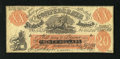 Confederate Notes:1861 Issues, XX-1 $20 Female Riding Deer Bogus Note.. ...