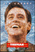 """Movie Posters:Science Fiction, The Truman Show (Paramount, 1998). One Sheet (27"""" X 40"""") DS. Science Fiction.. ..."""