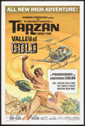 "Movie Posters:Adventure, Tarzan and the Valley of Gold Lot (American International, 1966).One Sheets (2) (27"" X 41""). Adventure.. ... (Total: 2 Items)"