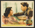 "Movie Posters:Drama, Boom Town (MGM, 1940). Lobby Card (11"" X 14""). Drama.. ..."