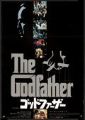 "Movie Posters:Crime, The Godfather (Paramount, 1972). Japanese B2 (20.25"" X 29"").Crime.. ..."