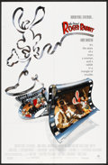 "Movie Posters:Animated, Who Framed Roger Rabbit (Buena Vista, 1988). One Sheet (27"" X 40""). Animated.. ..."