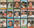 Baseball Cards:Sets, 1964 Topps Baseball High-End Starter Set (420 Different)....