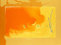 Fine Art - Work on Paper:Print, HELEN FRANKENTHALER (American, b. 1928). Bilboa, 1998.Lithograph in colors on paper. 35-1/2 x 47 inches (90.2 x 119.4c...