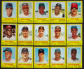 Baseball Cards:Lots, 1969 & 1970 Transogram Baseball Collection (73) - Includes Many HoFers! ...