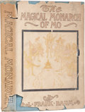 Books:Children's Books, L. Frank Baum. The Surprising Adventures of the Magical Monarch of Mo and His People. Chicago: M. A. Donohue, [n.d.,...