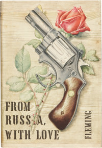 Ian Fleming. From Russia, with Love. London: Jonathan Cape, [1957].  First edi