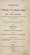 "Books:Non-fiction, [Florida]. Narrative of A Voyage To The Spanish Main, In TheShip ""Two Friends"" ; The Occupation of Amelia Island, B..."