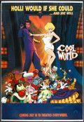 "Movie Posters:Animated, Cool World (Paramount, 1992). Bus Shelter (48"" X 70"") DS Advance. Animated.. ..."
