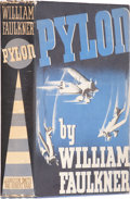 Books:First Editions, William Faulkner. Pylon. New York: Harrison Smith and RobertHaas, 1935.. First edition. Octavo. 315 pages.. Blu...