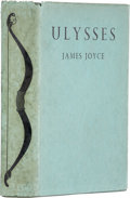 Books:First Editions, James Joyce. Ulysses. London: The Bodley Head, 1937.. FirstBritish trade edition. Octavo. 766 pages. Appendices....