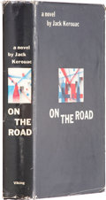 Books:First Editions, Jack Kerouac. On the Road. New York: Viking Press, 1957..First edition. Octavo. 310 pages.. Black cloth over bo...
