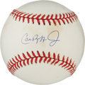 Autographs:Baseballs, Cal Ripken, Jr. Single Signed Baseball. ...