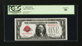 Small Size:Legal Tender Notes, Fr. 1500 $1 1928 Legal Tender Note. PCGS About New 50.. ...