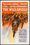 """Movie Posters:Action, The Wild Angels (American International, 1966). One Sheet (27"""" X 41""""). Action.. ..."""