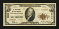 National Bank Notes:Kentucky, Elizabethtown, KY - $10 1929 Ty. 2 The First-Hardin NB Ch. # 6028....