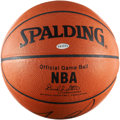 Basketball Collectibles:Others, Scottie Pippen Signed Basketball. ...