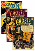 Silver Age (1956-1969):Horror, Many Ghosts of Dr. Graves Group (Charlton, 1967-82) Condition:Average FN/VF.... (Total: 33 Comic Books)