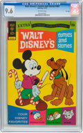 Bronze Age (1970-1979):Cartoon Character, Walt Disney's Comics and Stories #387 File Copy (Gold Key, 1972)CGC NM+ 9.6 Off-white pages....