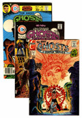 Bronze Age (1970-1979):Horror, Many Ghosts of Dr. Graves Group (Charlton, 1974-78) Condition:Average NM.... (Total: 8 Comic Books)