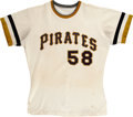 Baseball Collectibles:Uniforms, Early 1970s Pittsburgh Pirates Game Worn Jersey. ...