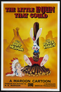 "Movie Posters:Animated, The Little Injun That Could (Buena Vista/Maroon Studios, 1988). One Sheet (27"" X 41""). Animated.. ..."