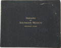Books:Non-fiction, Frederick Starr. Indians of Southern Mexico, an EthnographicAlbum. Chicago, 1899.. First edition. Limited to 560 ...