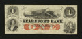 Obsoletes By State:Maine, Searsport, ME- Searsport Bank $1. ...