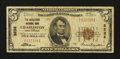 National Bank Notes:West Virginia, Charleston, WV - $5 1929 Ty. 1 The Charleston NB Ch. # 3236. ...