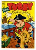 Golden Age (1938-1955):Humor, Four Color #381 Marge's Tubby (Dell, 1952) Condition: VF....