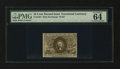 Fractional Currency:Second Issue, Fr. 1288 25c Second Issue PMG Choice Uncirculated 64 EPQ....