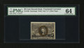 Fractional Currency:Second Issue, Fr. 1322 50c Second Issue PMG Choice Uncirculated 64....