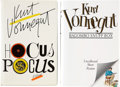 Books:Signed Editions, Kurt Vonnegut. Two Books, including: Bagombo Snuff Box. New York: Putnam, 1999. First edition. Signed by Vonnegut... (Total: 2 Items)
