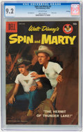 Silver Age (1956-1969):Adventure, Spin and Marty #6 File Copy (Dell, 1958) CGC NM- 9.2 Off-white pages....