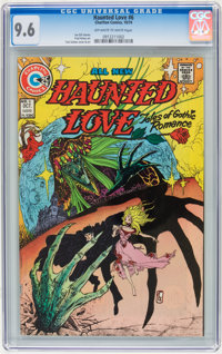 Haunted Love #6 (Charlton, 1974) CGC NM+ 9.6 Off-white to white pages