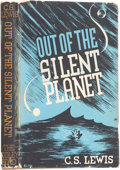 Books:Signed Editions, C. S. Lewis. Out of the Silent Planet. London: The BodleyHead, 1951.. Fifth impression. Signed by C. S. Lew...