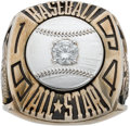 Baseball Collectibles:Others, 1994 Lenny Dykstra All-Star Game Ring....