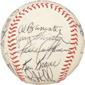 Autographs:Baseballs, 1978 Chicago White Sox Team Signed Baseball....