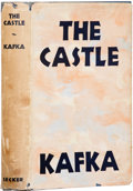 Books:First Editions, Franz Kafka. The Castle. London: Martin Secker, 1930.. FirstBritish edition. Octavo. 450 pages.. Publisher's bl...